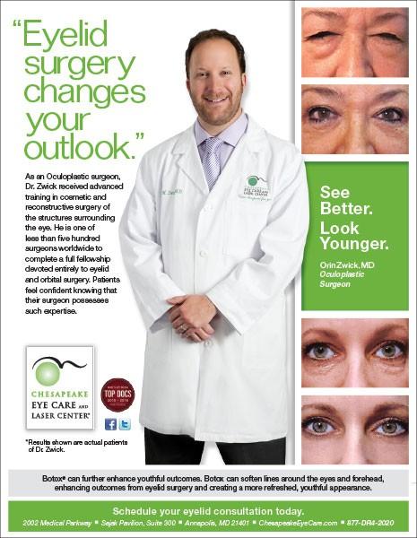 Healthcare Chesapeake Eye Care - Branding Campaign Agency